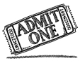 60808834-admit-one-admission-ticket-drawing